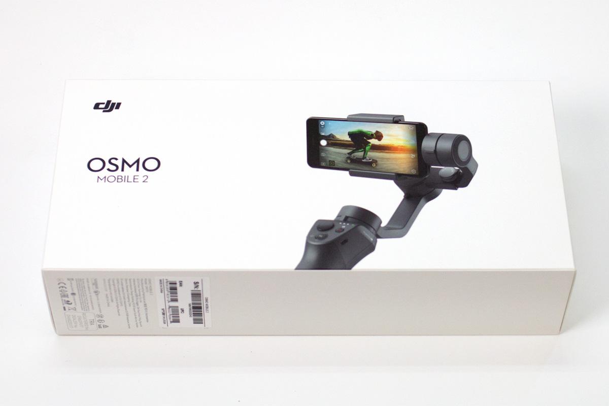 Osmo Mobile2外箱