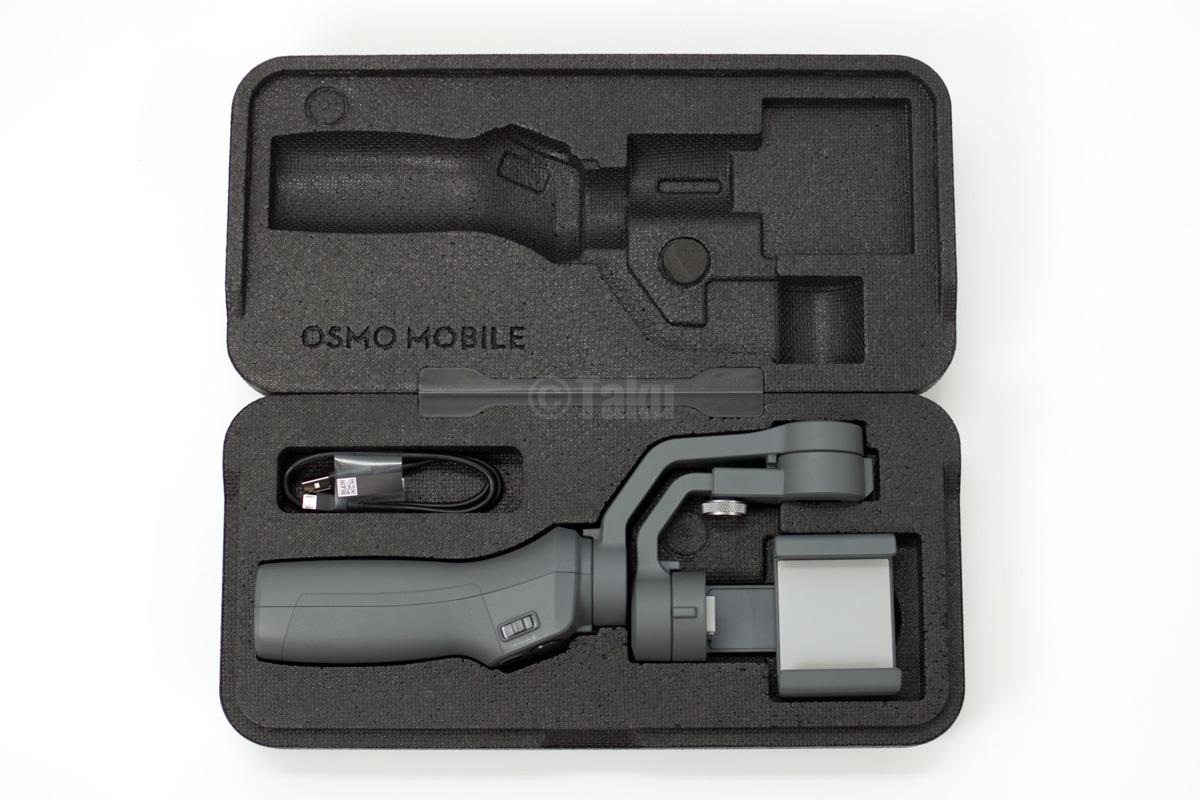 Osmo Mobile2本体